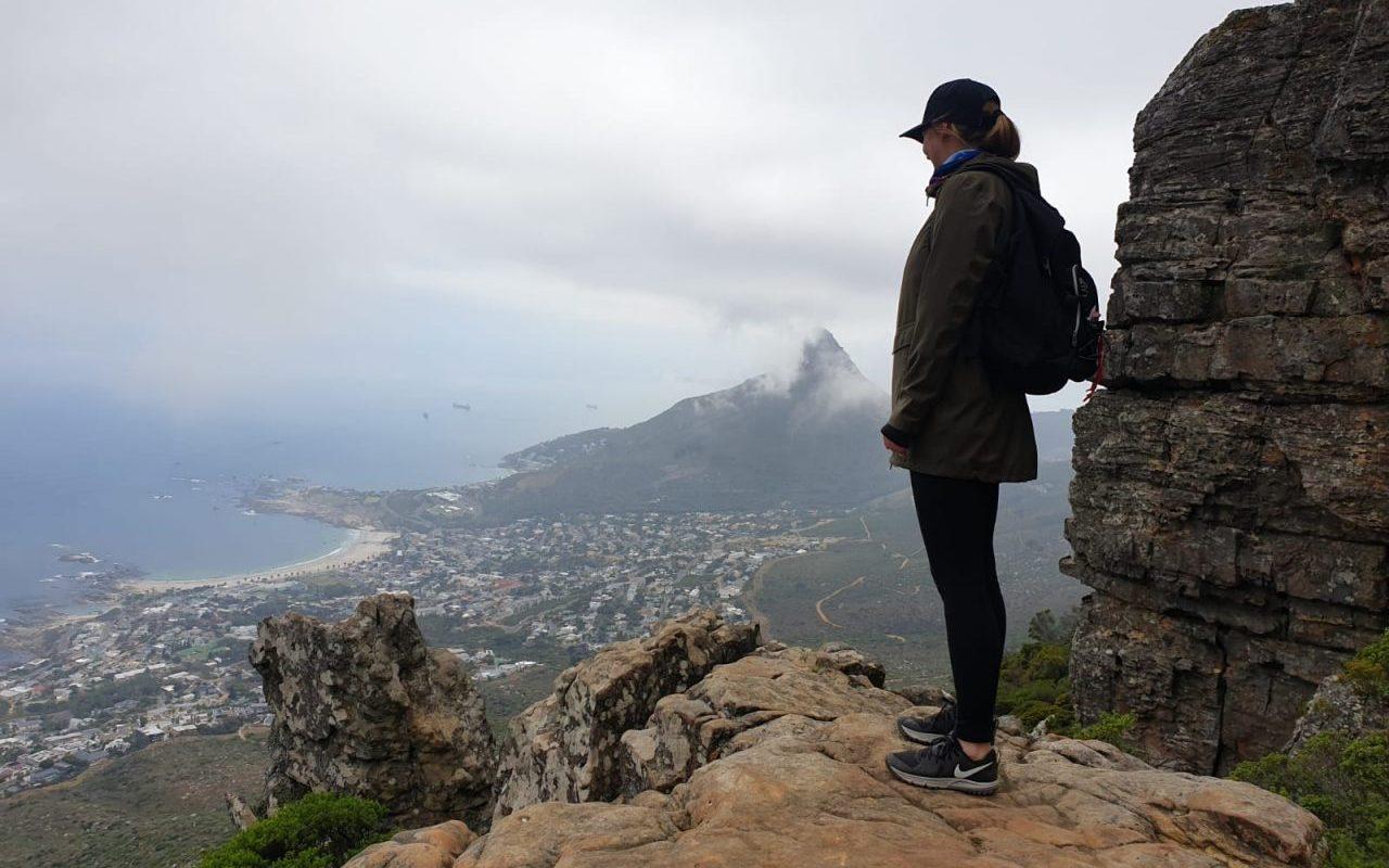 Kasteelspoort hike - viewpoint