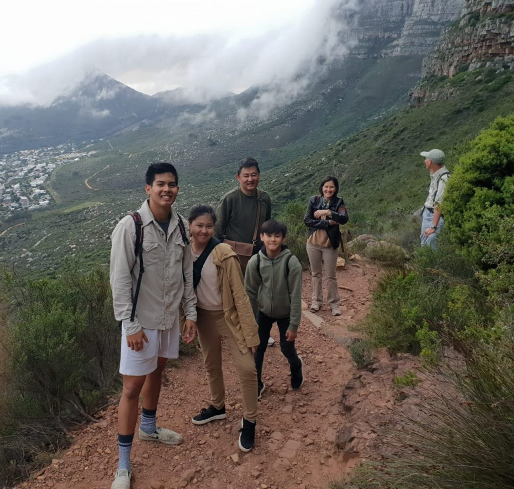 Kasteelspoort - Table Mountain Hiking Routes