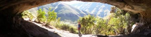 Drakensberg - Marble Baths Cave : Like2Hike Guides / Bergführer